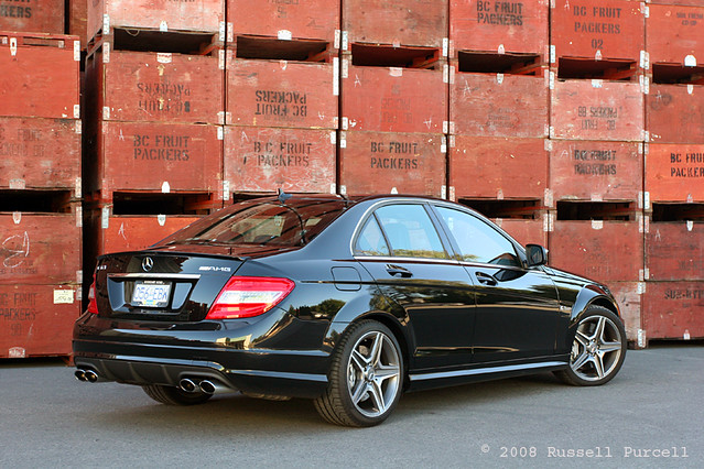 2008 mercedes benz c63 amg 2008 mercedes benz c63 amg flickr. Black Bedroom Furniture Sets. Home Design Ideas