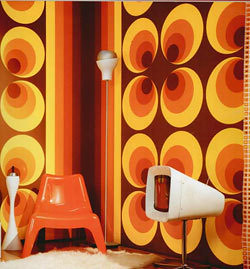 Far Out 70s Wallpaper Would You Live Here Amara Flickr