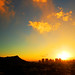 HAWAII Punch Bowl Chinatown Sunset