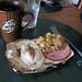 Eggs, Canadian Bacon and Hash Breakfast II