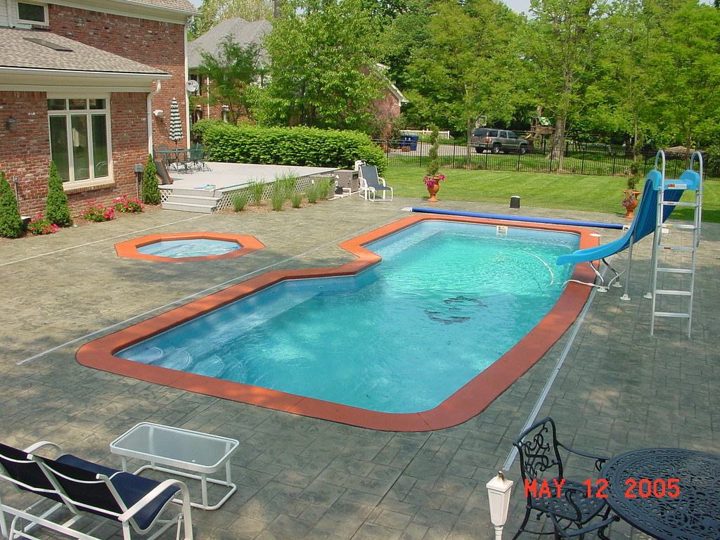Poseidon 7a viking pools custom design clearwater fi for Pool design louisville ky