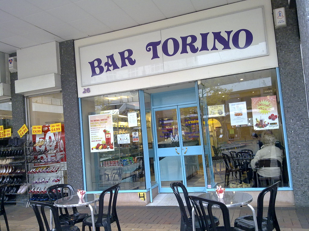 Bar torino zia virgi i wonder if there 39 s an equally for Bar maison torino