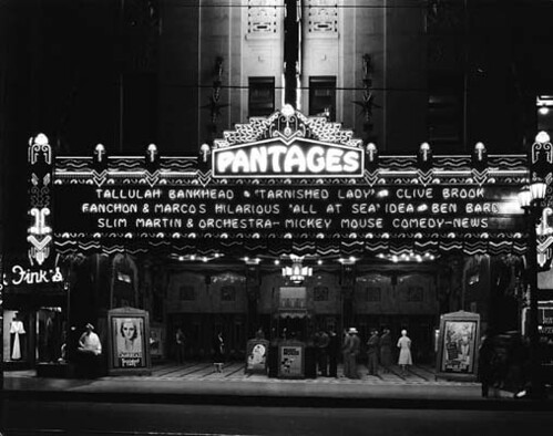 The Pantages Theatre has become of the most popular venues in Hollywood to visit. Renowned for hosting exciting Broadway shows that dedicated fans can experience all year round – it's no wonder why!