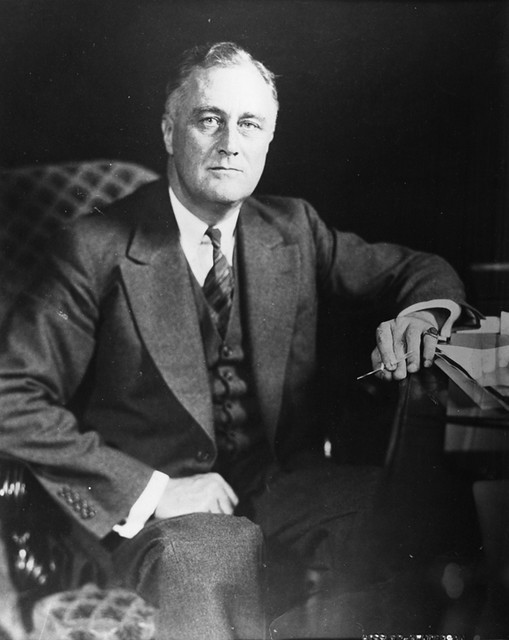 The life and administration of president franklin roosevelt