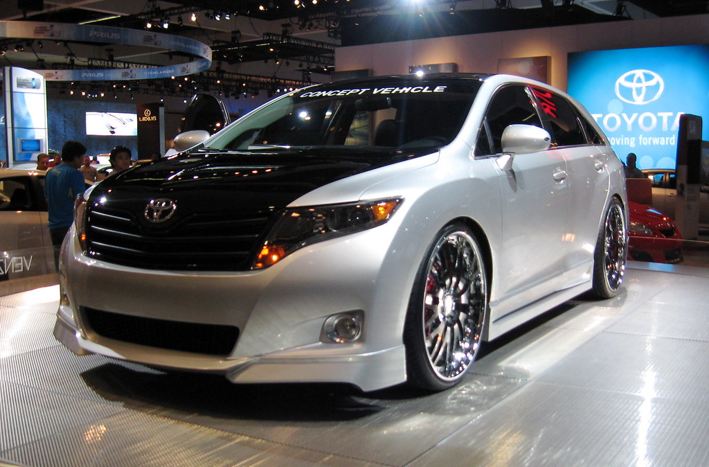 Toyota Venza Modified Concept John Nycz Flickr