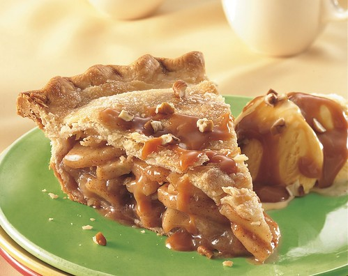 Caramel Apple Pie Recipe Description Dress Up A