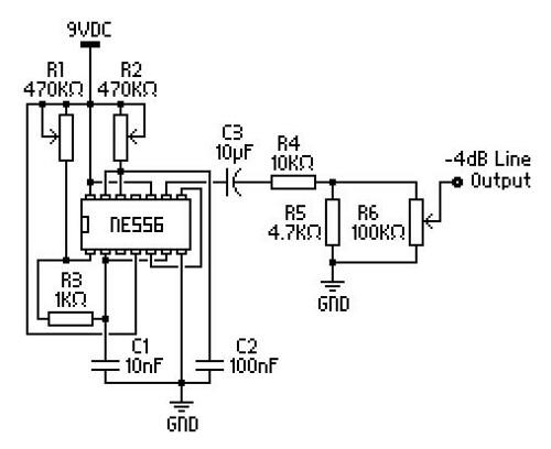 atari punk console schematic 556