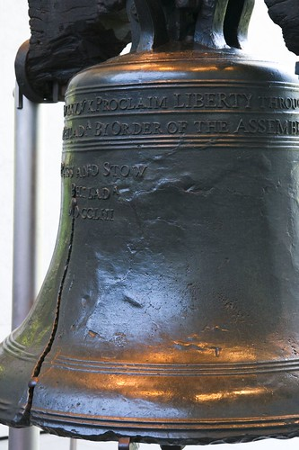 The Liberty Bell in Philadelphia | by bardgabbard