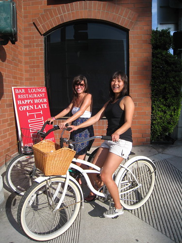 Girls on Bikes | by A Continuous Lean