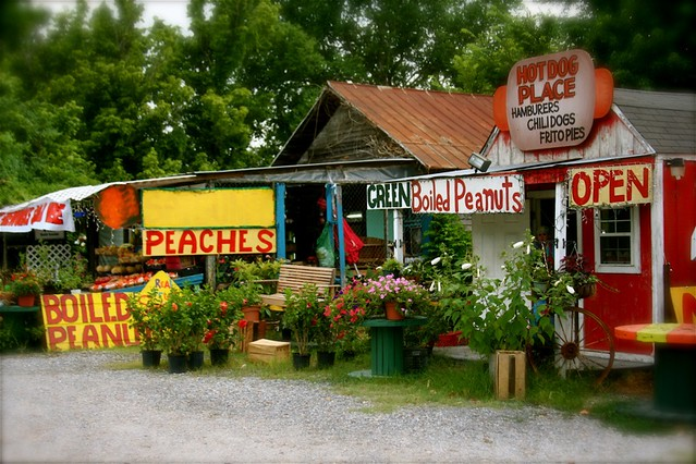 Roadside Stand Designs : Roadside stand plants fruits and firecrackers in one