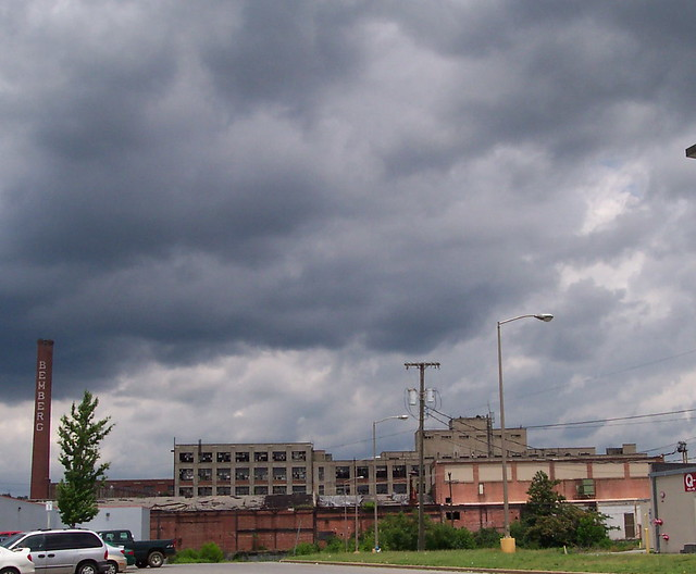 Old American Bemberg Corp  Rayon Plant  Elizabethton  Tn