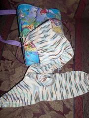calico STR socks