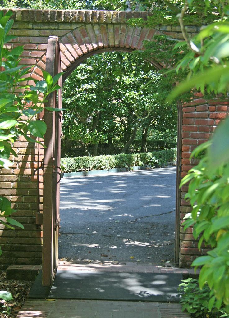 Filoli Gardens Garden Gate Jill Clardy Flickr