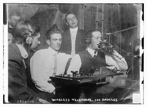Wireless Telephone, L.A.  (LOC) | by The Library of Congress