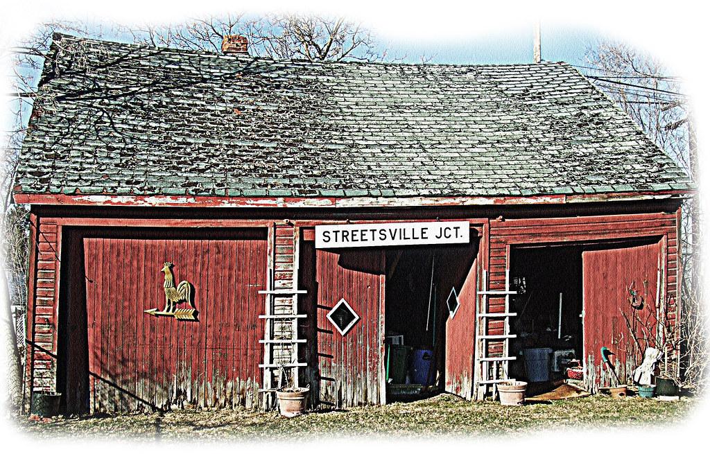 Marg Brocklebank S Drive Shed Streetsville Ontario Flickr
