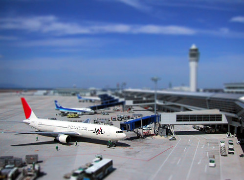 Airport Tilt-Shift | by pattagon