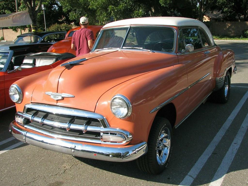 1952 chevrolet bel air 2 door hardtop custom 39 xac 538 39 1 for 1952 chevy two door hardtop