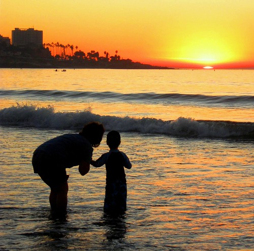 Get Ready for the Green Flash My Dearest, California Best, Sunset in San Diego | by moonjazz