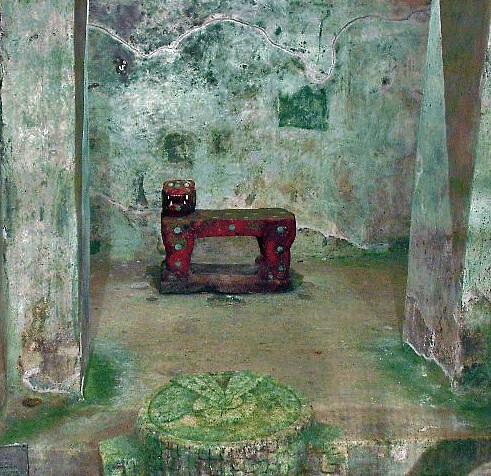 Chichen Itza Jaguar Throne Homer Edward Price Flickr