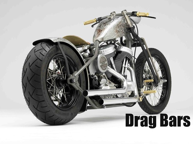 Drag Bars | by Brass Balls Cycles