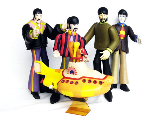 Beatles_Yellow Submarine9 | by Gambarrotti