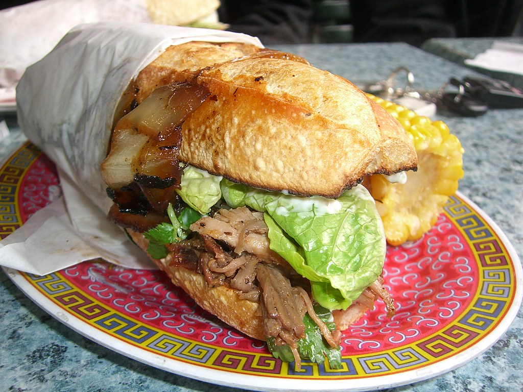 Cuban Roast at Paseo, Seattle | Mike Goldstein | Flickr