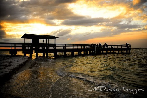 Sanibel island fishing pier jose dasso flickr for Sanibel fishing pier