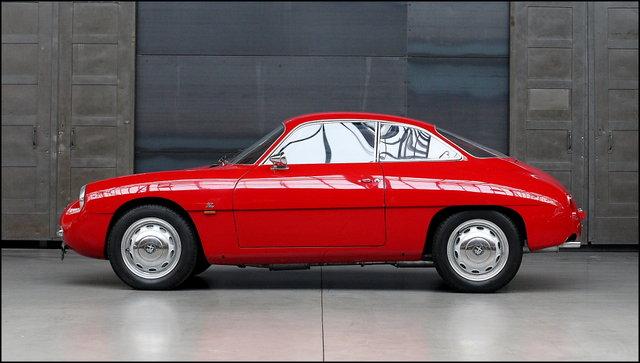 alfa romeo giulietta sz sport zagato 1961 - e thiesen for … | flickr
