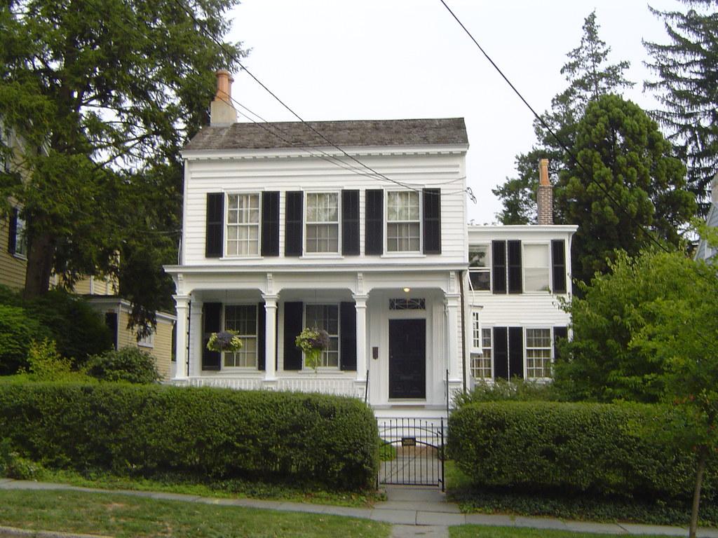 2008 08 30 princeton albert einstein house albert for The princeton house