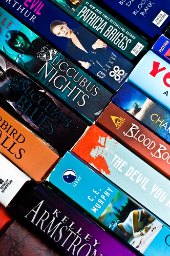 Books | by -Nicole-