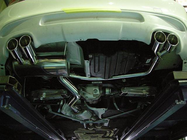 Arqray Quad Exhaust For Bmw 135i Johan Lee Flickr