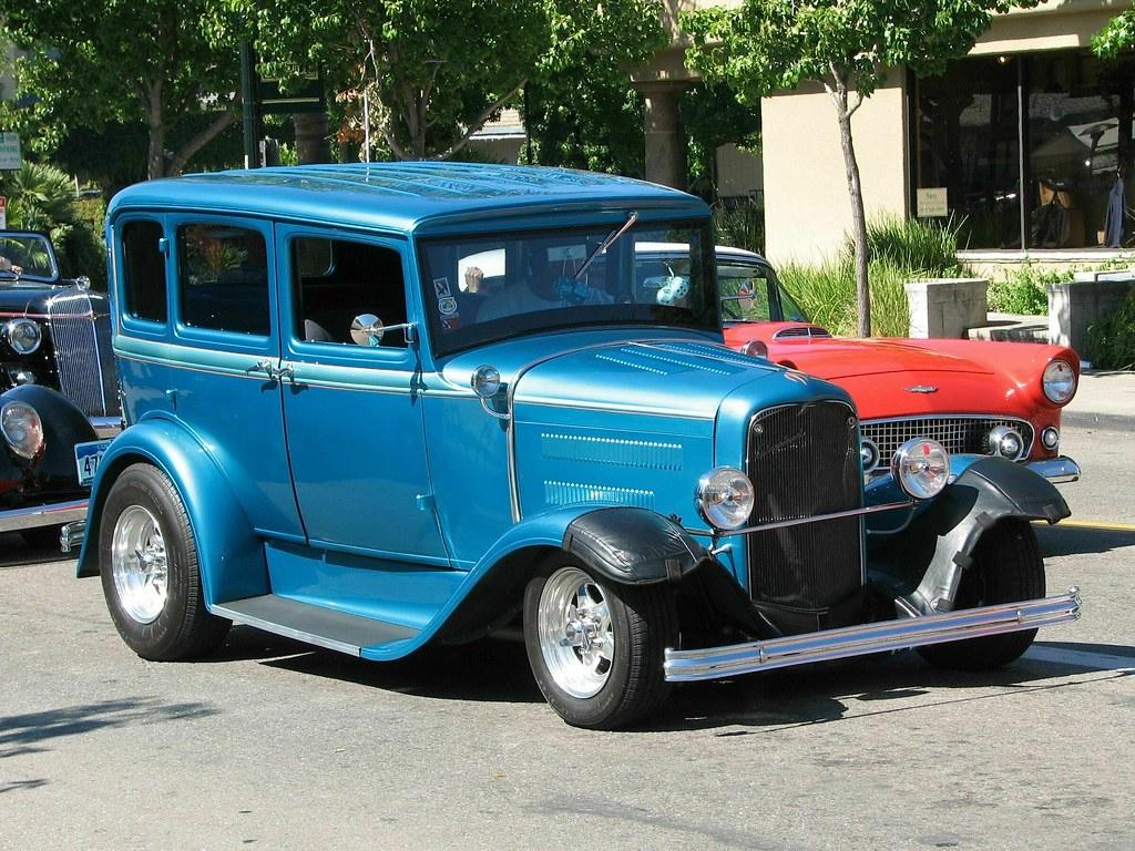 Ford Model A Car Jack