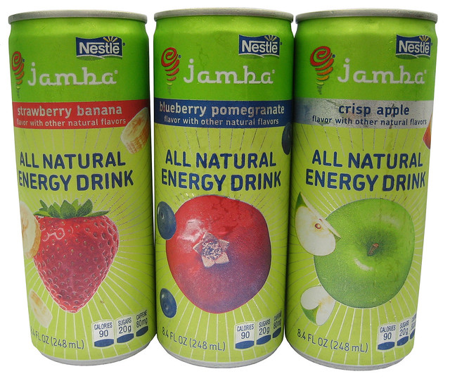 Energy Drinks Natural Health Products