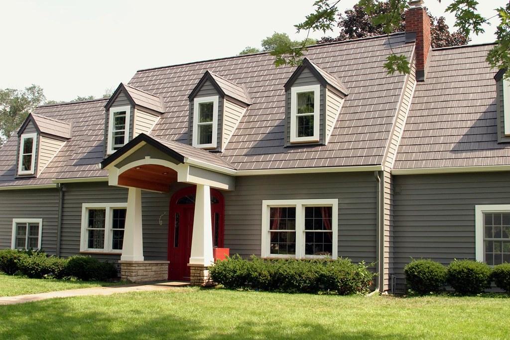 Gray Metal Roof Metal Roofing Alliance Flickr