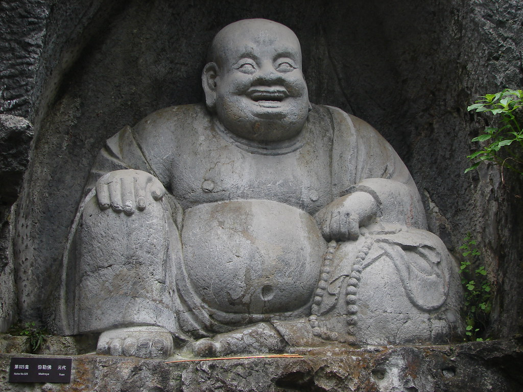 how to use laughing buddha