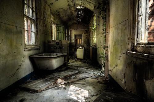 Hellingly Mental Hospital