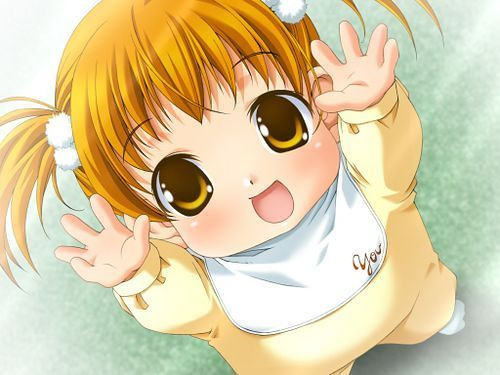 670 Baby Anime Coloring Pages Images & Pictures In HD