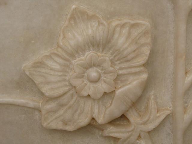 Flower relief carving taj explore dena v d wal s photos