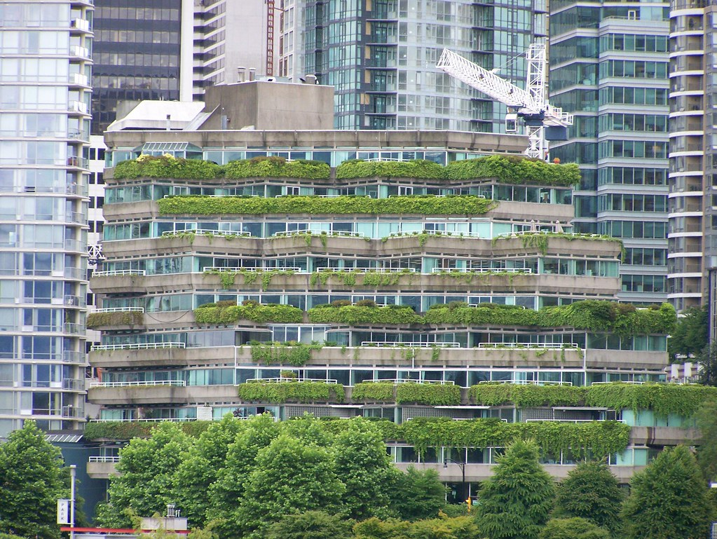 Green roof vancouver bc description residential - Green design ...