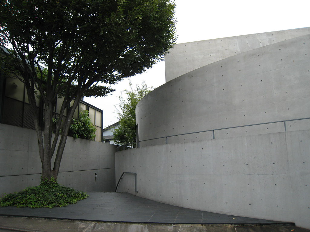 Kidosaki house 01 architect tadao ando flickr for Kidosaki house