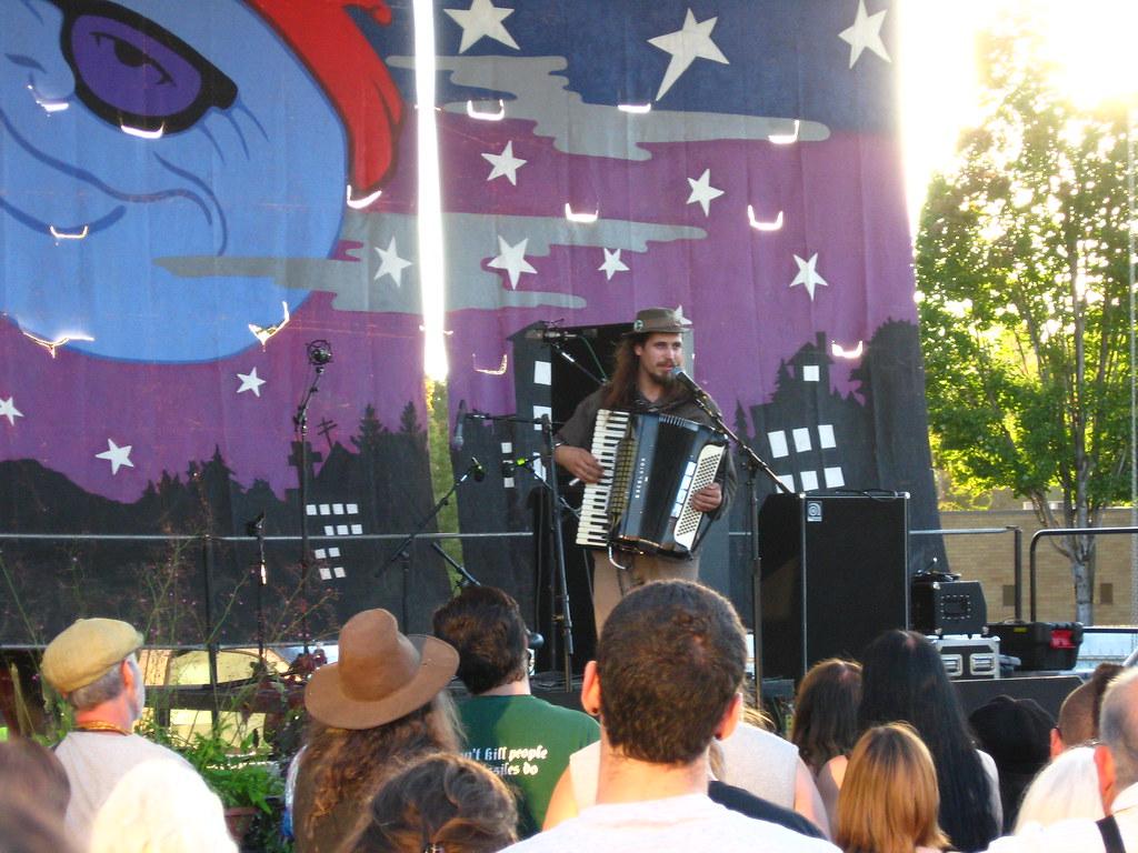 Jason Webley Celebrates The Eug He Had Us Spin Around 12 Flickr