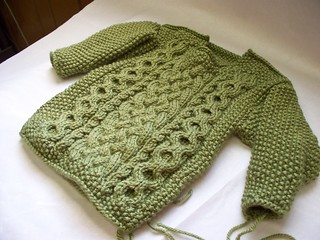 will's sweater | by Knitting Therapy