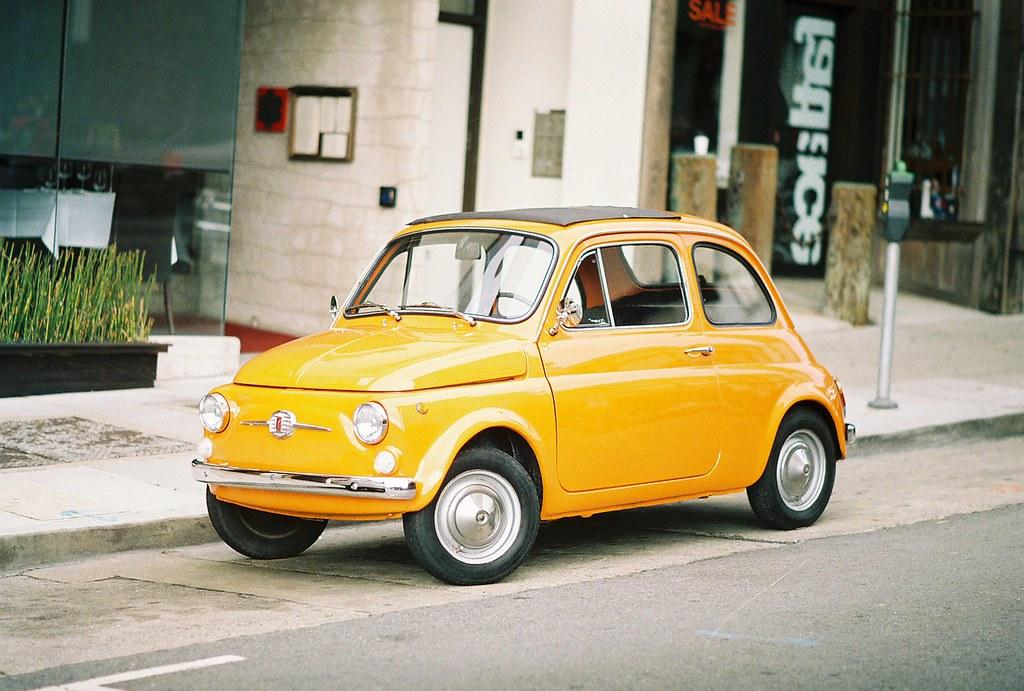 The Car Company >> Bubble Car (Fiat 500) | Kim Pimmel | Flickr