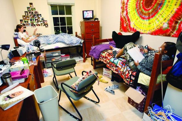 Vanderbilt University Freshman Dorm Rooms