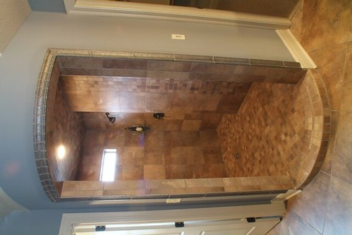 Tiled Walk In Shower Travis Cason Flickr
