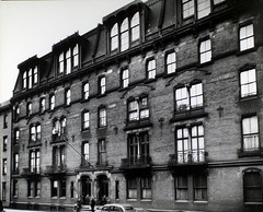 Oldest apartment house in New York City, 142 East 18th Stree... | by New York Public Library