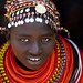 Rendille girl - Kenya