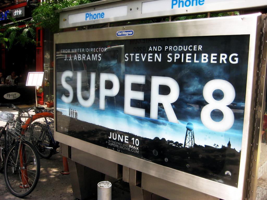 super 8 phone booth movie poster billboard nyc 9628 flickr