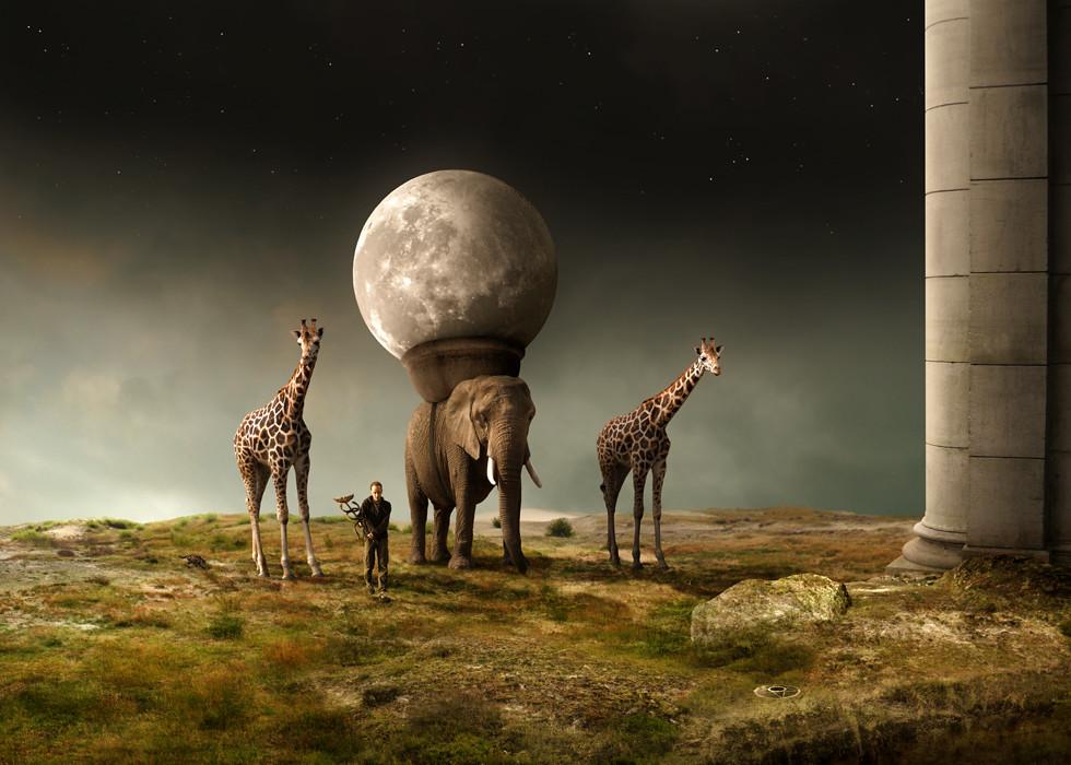 Returning The Moon Mattijn Franssen Flickr