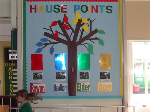 House point charts (come on Rowan!)   Lisa Stevens   Flickr